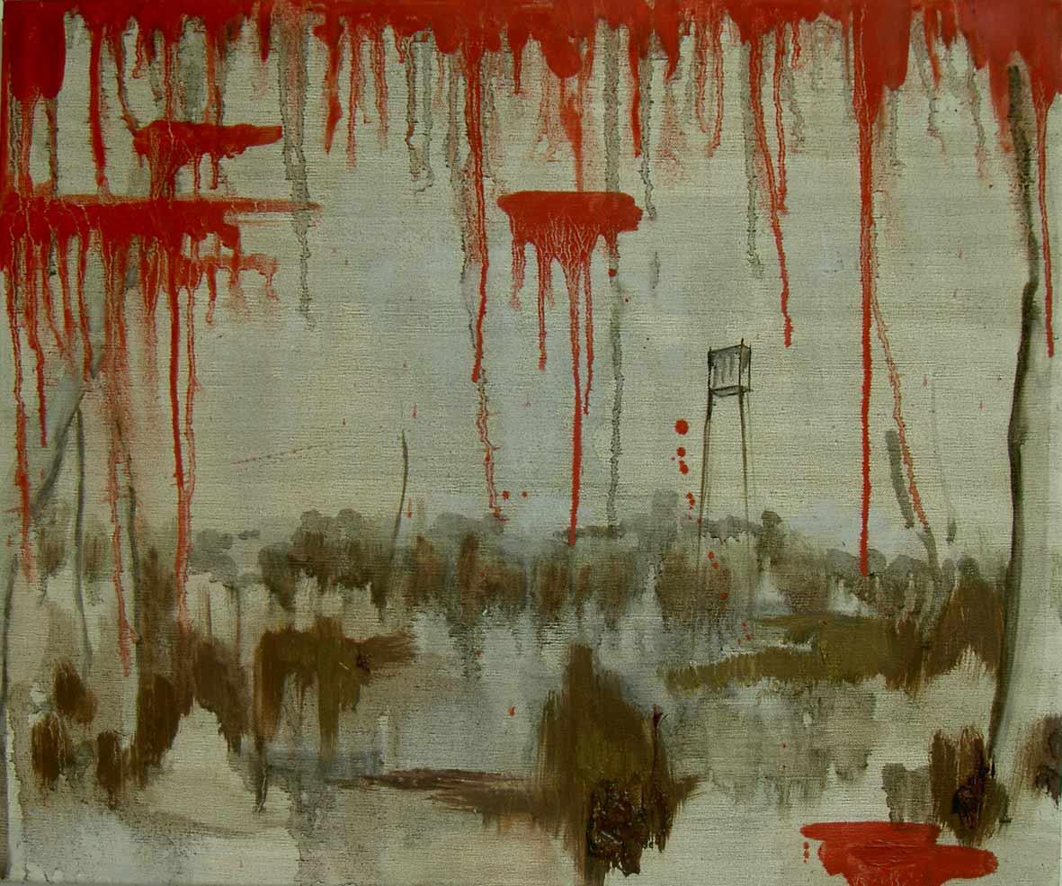 ' Bloedregen/ Blood rain '