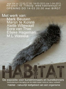 Habitat-organised group expo