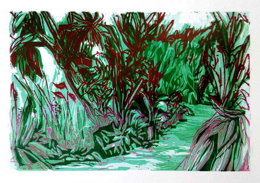 ' Utrecht Botanical Garden'