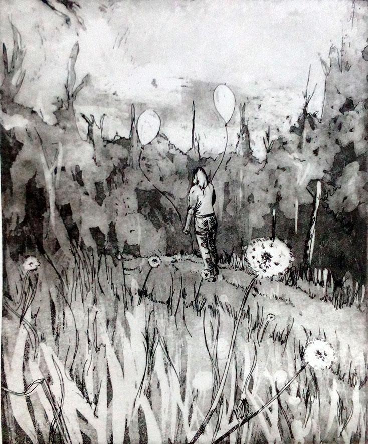 'Balloons & Dandelions'